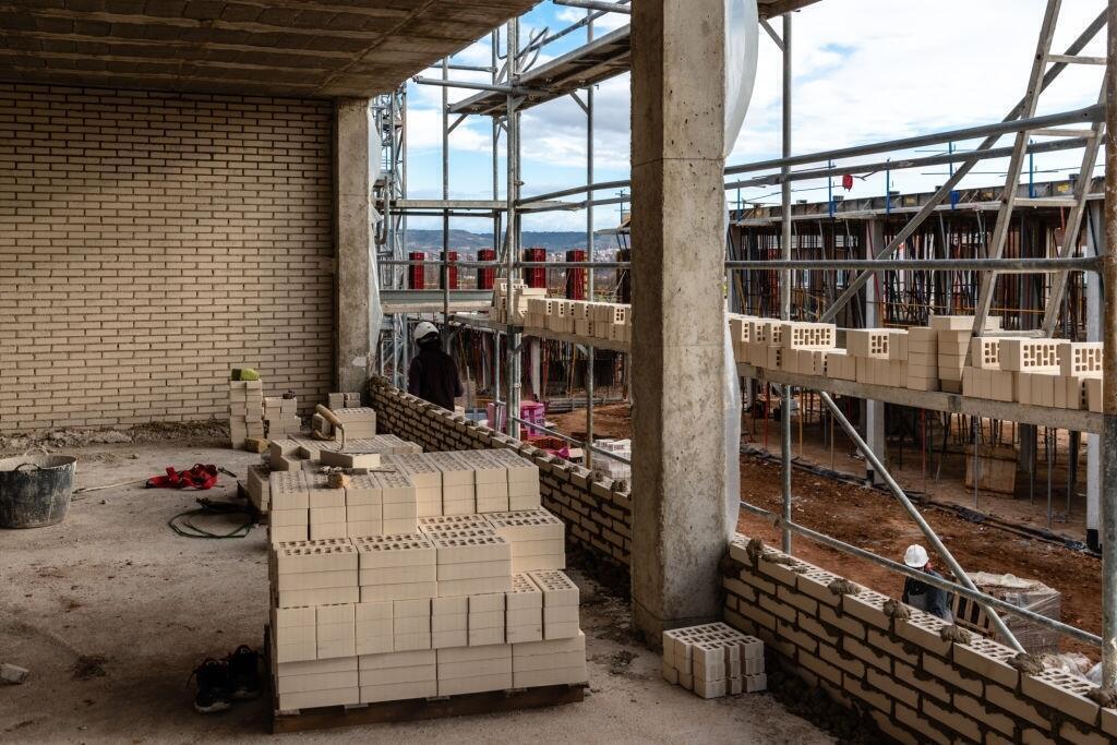 строительные работы в москве бетон