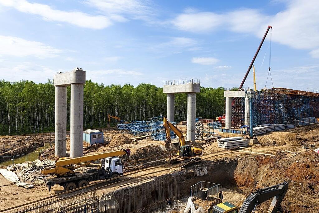 Мостовой бетон в москве заказать бетон гомель