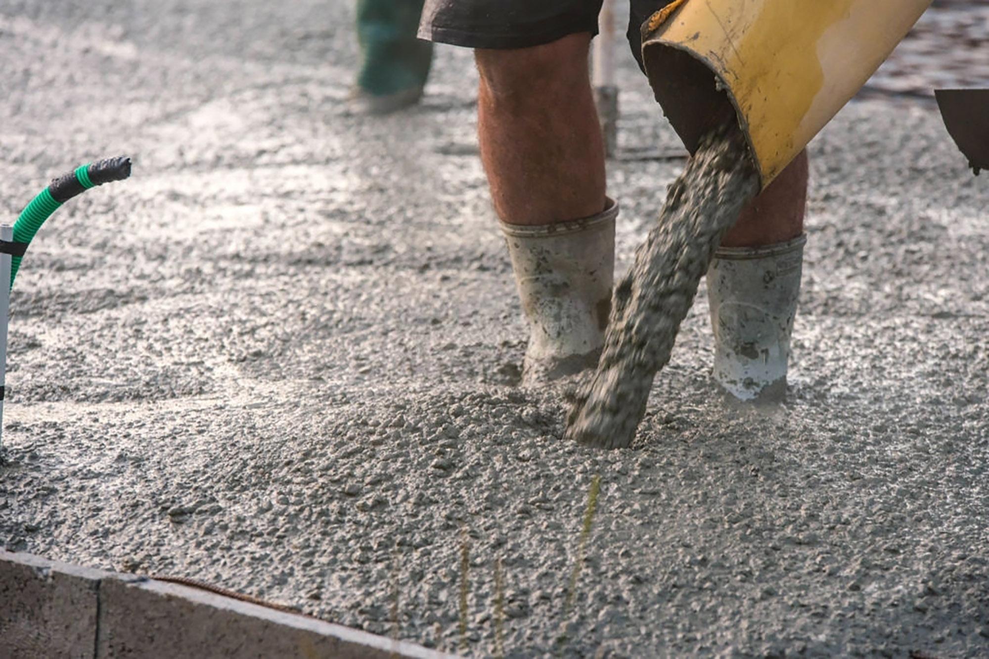 Прокачать керамзитобетон сухой бетон м400 купить в спб