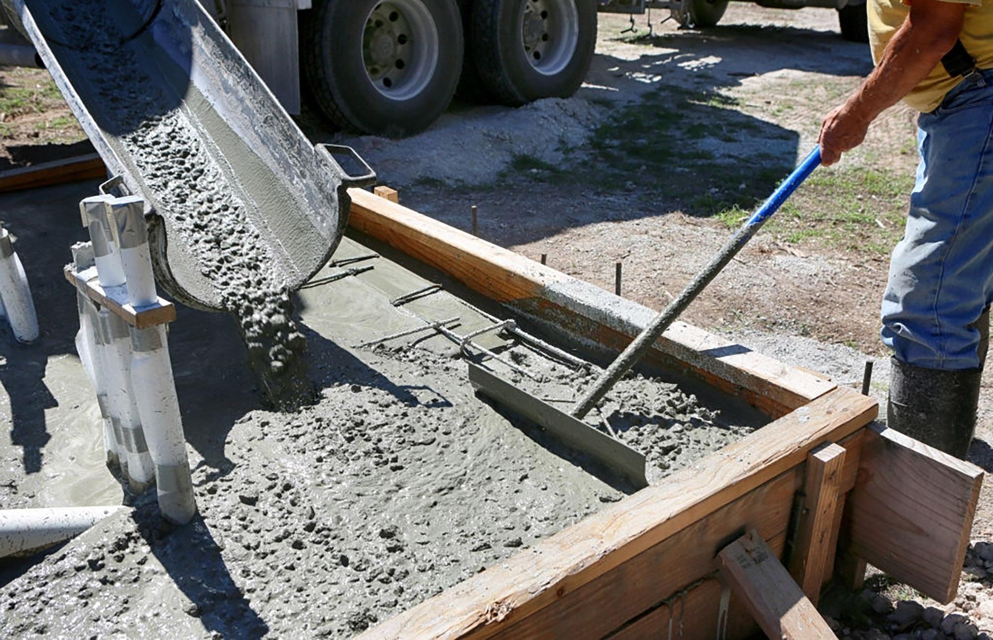 Фибробетон сухой смесь тиккурила по бетону
