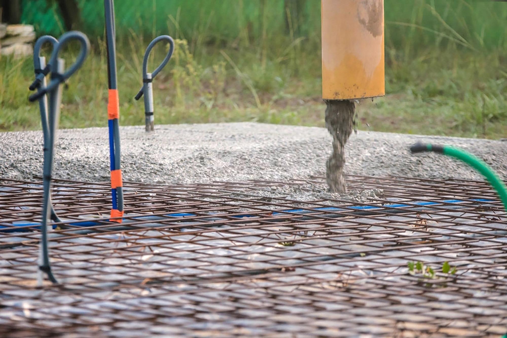 Несущие способности керамзитобетона раствор строительный на цементном вяжущем